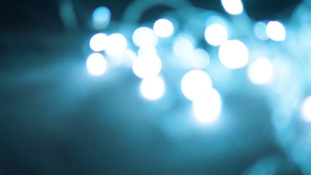 Luci blu natalizie: possono essere utilizzate per lo sfondo
