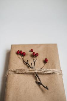 Idee regalo per le feste natale sostenibile zero rifiuti regali naturali decorazioni natalizie incarto