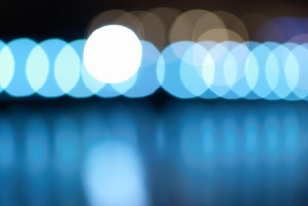 Luci natalizie possono essere utilizzate per lo sfondo