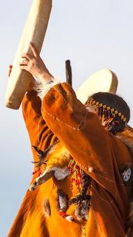 La festa koryak degli aborigeni del nord era hololo