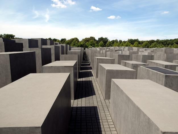 Memoriale dell'olocausto a berlino
