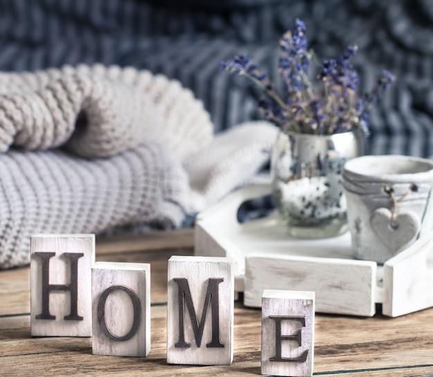 Decorazione domestica all'interno