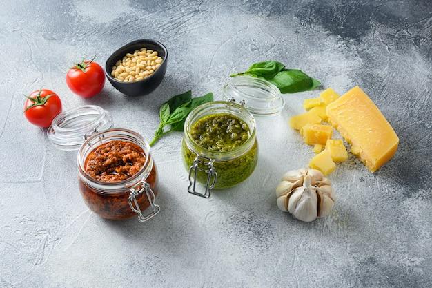 Pesto vegano fatto in casa