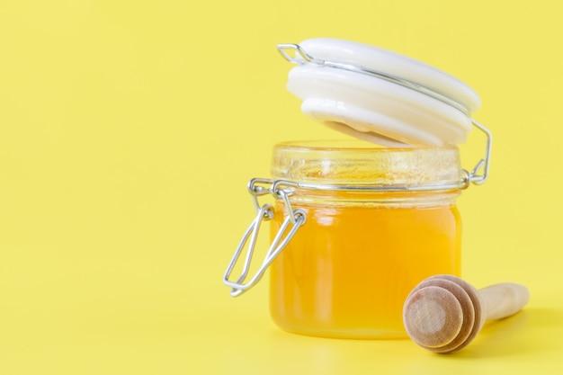 Miele in barattolo
