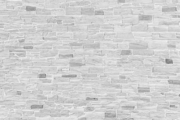 Muro di mattoni moderno orizzontale per modello e sfondo.