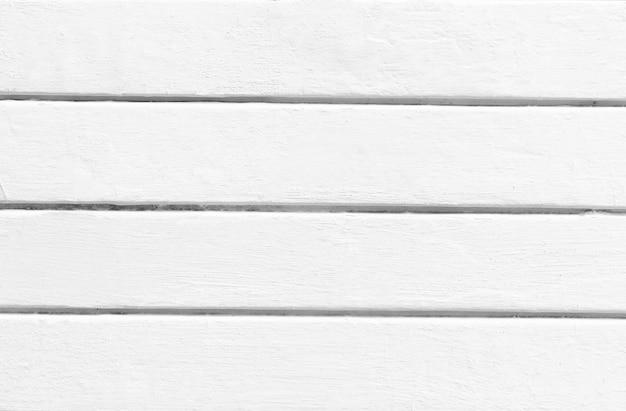 Linee bianche orizzontali della vista frontale della parete