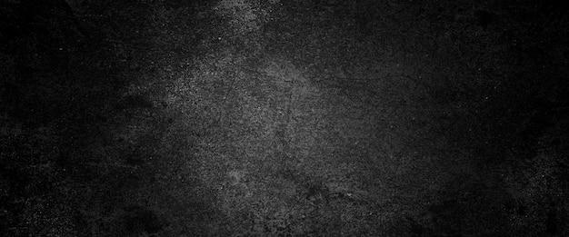 Trama di cemento horror. priorità bassa spaventosa di lerciume. muro cemento old black