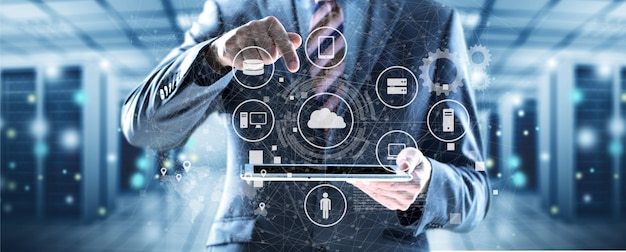 Risorse umane gestione delle risorse umane recruitment employment headhunting concept.