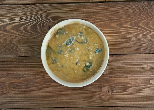 Zuppa di funghi ungherese - piatto caldo