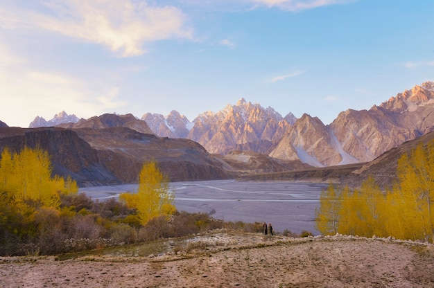 Valle dell'hunza pakistan