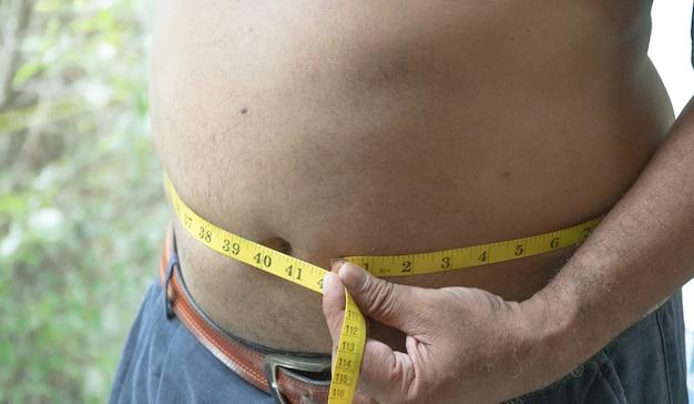 Ho un sacco di peso.