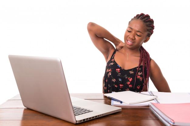 Sono così stanco di studiare!