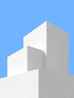 Illustrazione della priorità bassa astratta di architettura
