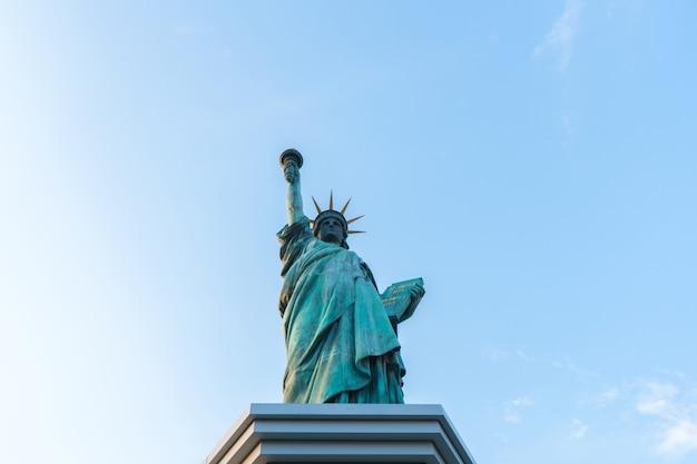 Immagine della statua della libertà