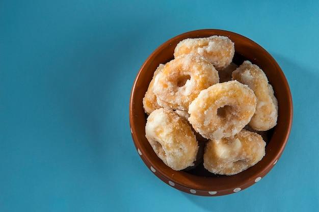 Alimento dolce tradizionale indiano balushahi