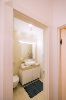 L'interno del bagno interior design bagno in a
