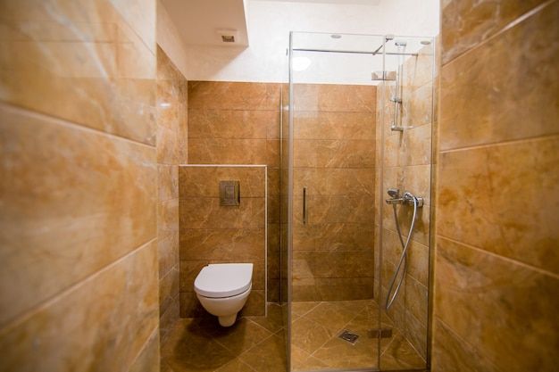 L'interno del bagno interior design del bagno