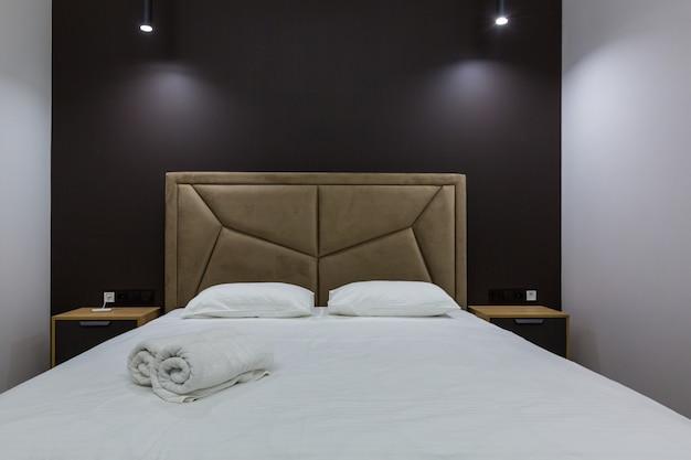 L'interno della camera da letto