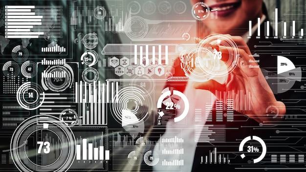 Internet delle cose e tecnologia della comunicazione concettuale