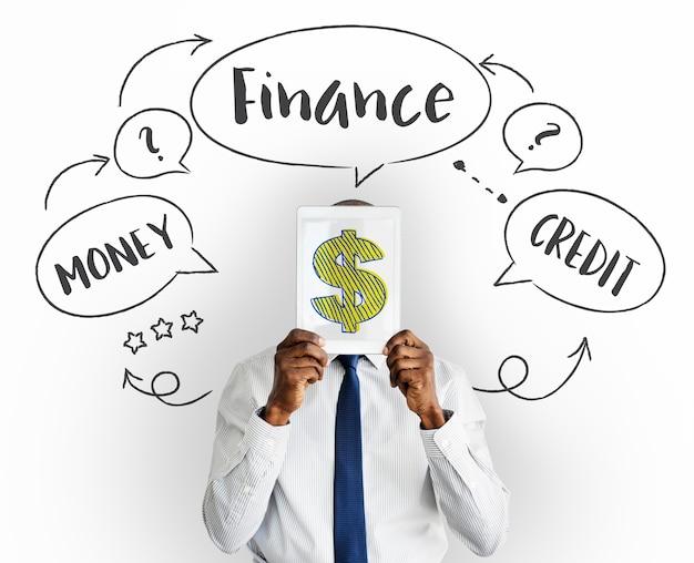 Investimento valuta forex economia commercio concept
