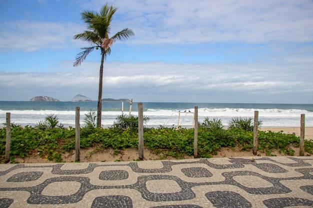 Spiaggia di ipanema a rio de janeiro
