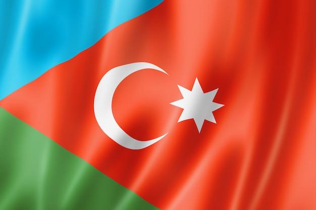 Bandiera etnica azera azera, asia