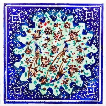 Piastrelle in ceramica decorativa iraniana