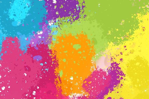 Texture iridescenti carta olografica colorata con luci arcobaleno tema ologramma neon