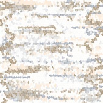 Sfondo di mosaico irregolare stile di lusso sfondo di griglia astratta irregolare