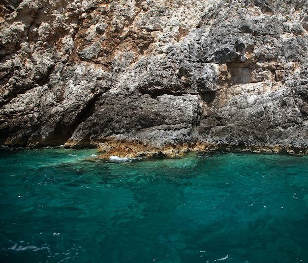 Isola in grecia, zante, foto di viaggio