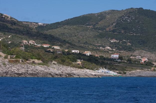 Isola in grecia, zante