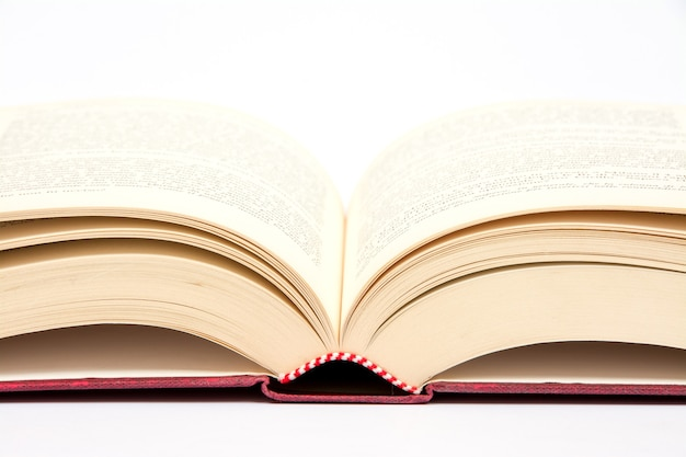 Libro isolato