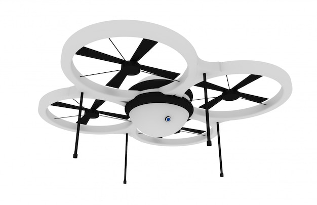 Drone isolato