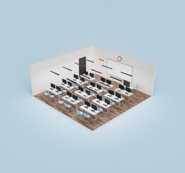 Aula isometrica