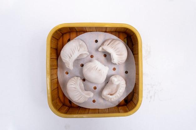 Ravioli giapponesi momo