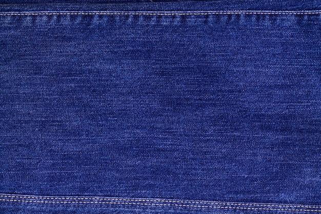 Texture jeans con cuciture