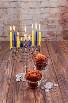 Festa ebraica hanukkah, la festa ebraica delle luci