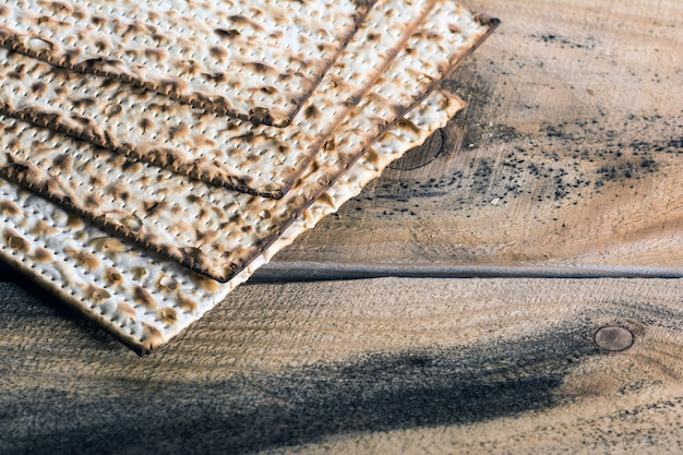 Matza ebraica a pasqua