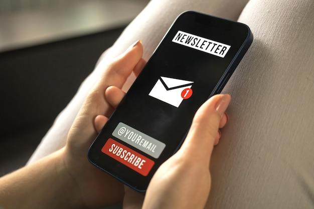 Iscriviti e registrati alla nostra newsletter per aggiornare le informazioni e iscriverti registrati foto membro