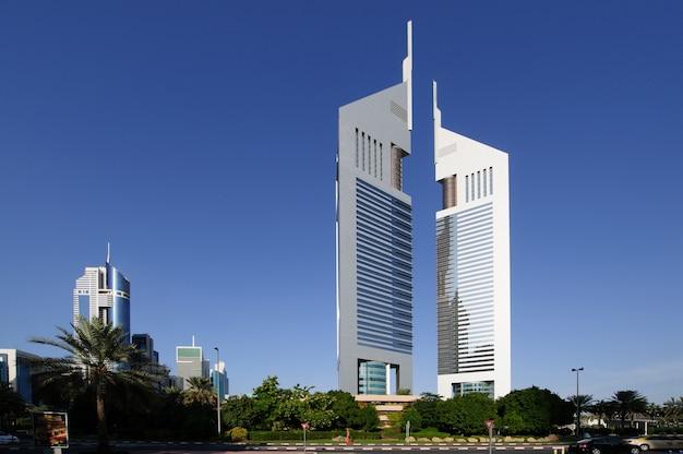 Torri degli emirati di jumeirah