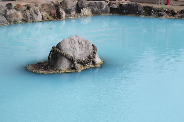 Kamado jigoku, cooking hell hot springs a beppu