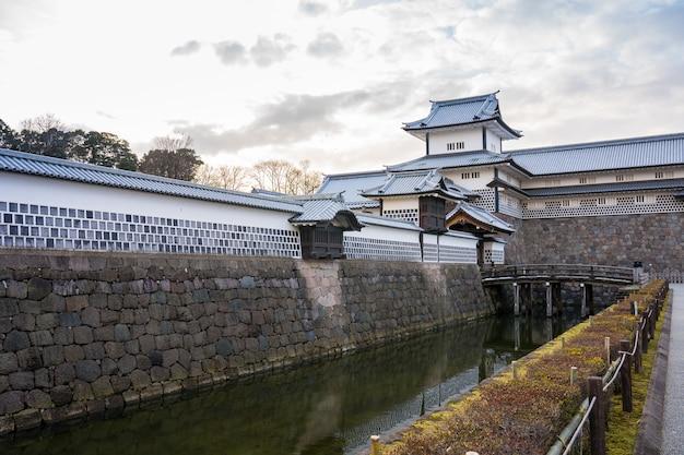 Kanazawa, in giappone