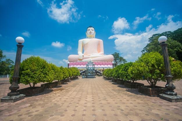 Tempio storico di kande viharaya e nel sud dello sri lanka