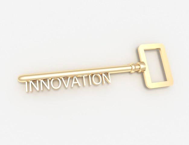 Concetto chiave di innovazione