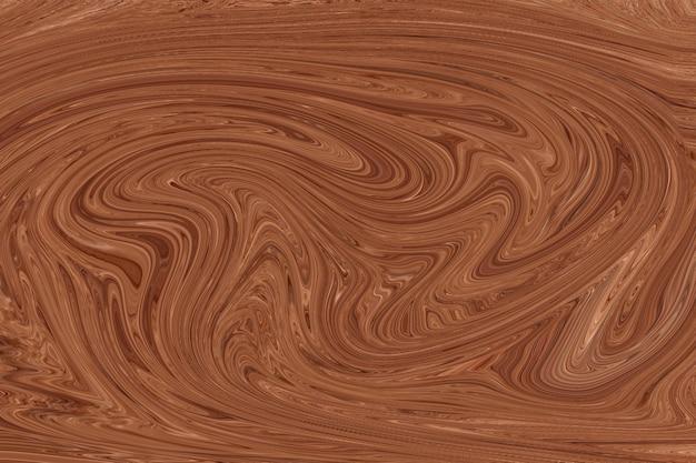 Fondo strutturato della pittura di marmorizzazione di arte fluida kaki