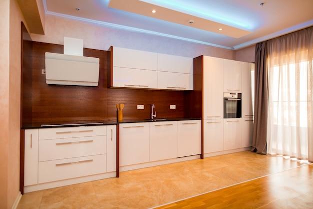 La cucina nell'appartamento il design della cucina wo