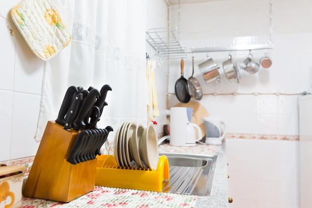 Interiore della cucina