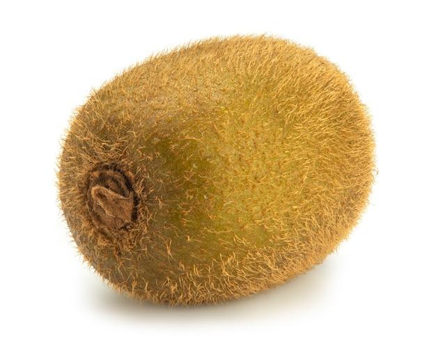 Kiwi isolato su bianco