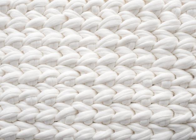 Sfondo a maglia. sfondo bianco.