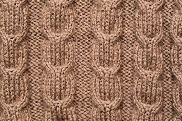 Tessuto a maglia texture di sfondo oro